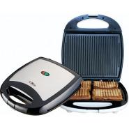 Electro Masters EM GR 1132 4 Slice Grill Maker Black