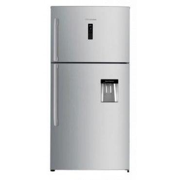 Hisense 715L 2 Door Refrigerator Net Capacity 550L Stainless steel