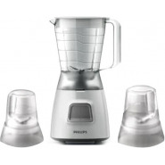 Hr 2058 Philips Daily Basic Blender 350W 1.25L with two Miller white color