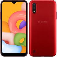 Samsung Galaxy M01 design