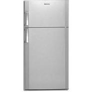beko d190 190l double door refrigerator silver 600x