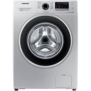 samsung ww60 j4260hs washing machine deep foam front load silver 6kg