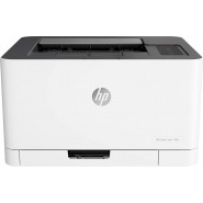 HP Color Laser 150a Home & Office Printer, 4ZB94A - White