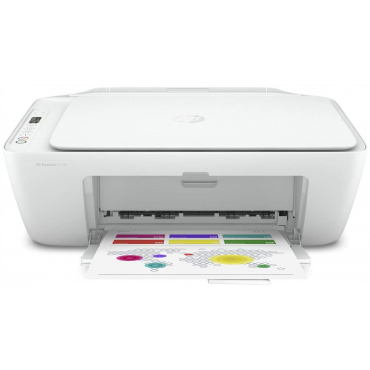 HP 5AR83B DeskJet 2710 All-in-One Printer with Wireless Printing