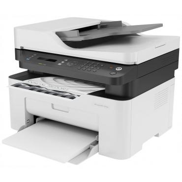 Hp LaserJet Pro MFP M137fnw Printer- 1 Year Warranty - White